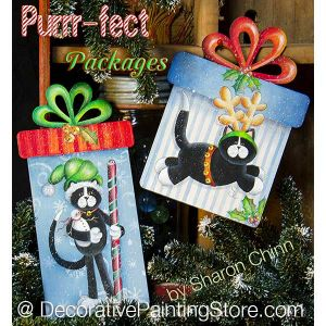 Purr-fect Packages ePattern by Sharon Chinn