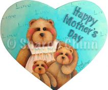Mothers Day Heart ePattern by Sharon Chinn