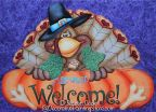 Harvest Harvey Welcome Pattern - Sharon Cook - PDF DOWNLOAD