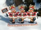 Rockette Reindeer Pattern - Sharon Cook - PDF DOWNOAD