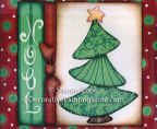 Funky Noel Tree Pattern - Sharon Cook - PDF DOWNLOAD