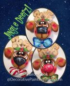 Jingle Deerz Pattern - Sharon Cook - PDF DOWNLOAD
