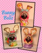 Bunny Bellz Pattern - Sharon Cook - PDF DOWNLOAD
