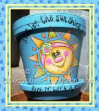 Just Let the Sunshine In Pattern - Sharon Cook - PDF DOWNLOAD