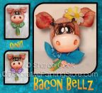 Bacon Bellz Pattern - Sharon Cook - PDF DOWNLOAD