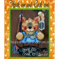 Hook Em and Cook Em - Sharon Cook - PDF DOWNLOAD