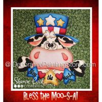 Bless the Moo-S-A - Sharon Cook - PDF DOWNLOAD