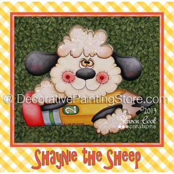 Shaynie the Sheep - Sharon Cook - PDF DOWNLOAD