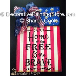 Home of the Free and Bravel - Sharon Cook - PDF DOWNLOAD