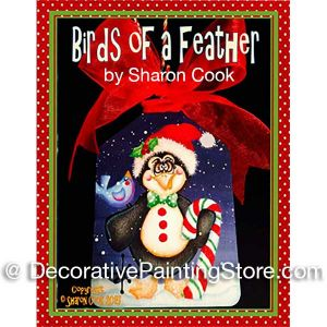 Birds of a Feather ePattern - Sharon Cook - PDF DOWNLOAD
