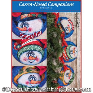 Carrot-Nosed Companions DOWNLOAD - Sharon Cook