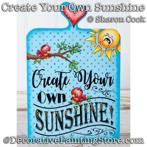 Create Your Own Sunshine DOWNLOAD - Sharon Cook