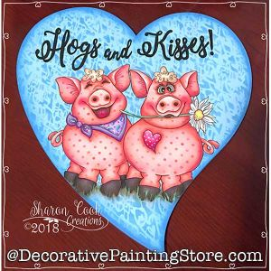 Hogs and Kisses DOWNLOAD - Sharon Cook