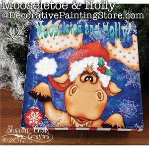 Mooseletoe and Holly DOWNLOAD - Sharon Cook