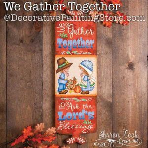 We Gather Together DOWNLOAD - Sharon Cook