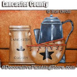 Lancaster County ePattern - Sue Getto - PDF DOWNLOAD