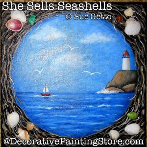She Sells Seashells DOWNLOAD- Sue Getto