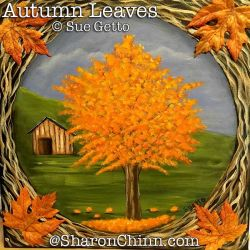 Autumn Leaves DOWNLOAD- Sue Getto