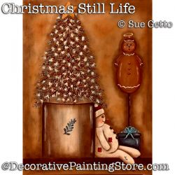 Christmas Still Life DOWNLOAD- Sue Getto