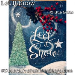Let It Snow DOWNLOAD- Sue Getto