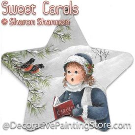 Sweet Carols of Joy ePattern - Sharon Shannon - PDF DOWNLOAD