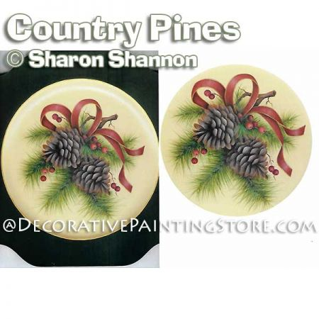 Country Pines ePattern - Sharon Shannon - PDF DOWNLOAD