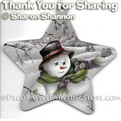 Thank You for Sharing ePattern - Sharon Shannon - PDF DOWNLOAD