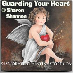 Guarding Your Heart ePattern - Sharon Shannon - PDF DOWNLOAD