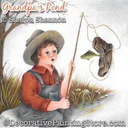 Grandpas Pond DOWNLOAD - Sharon Shannon