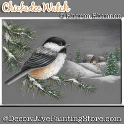 Chickadee Watch DOWNLOAD - Sharon Shannon
