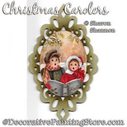 Christmas Carolers DOWNLOAD - Sharon Shannon