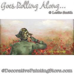 Goes Rolling Along.... (Army Soldier) PDF DOWNLOAD - Leslie Smith
