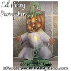 Lil Petey Pumpkin PDF DOWNLOAD - Leslie Smith