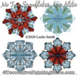No Two Snowflakes Are Alike PDF DOWNLOAD - Leslie Smith