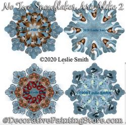 No Two Snowflakes Are Alike 2 PDF DOWNLOAD - Leslie Smith