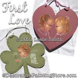 First Love PDF DOWNLOAD - Leslie Smith