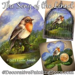 The Song of the Linnet (Bird) PDF DOWNLOAD - Leslie Smith