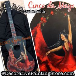 Cinco de Mayo (Flamenco Dancer) PDF DOWNLOAD - Leslie Smith