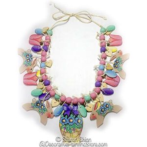 Easter Necklace or Garland DOWNLOAD