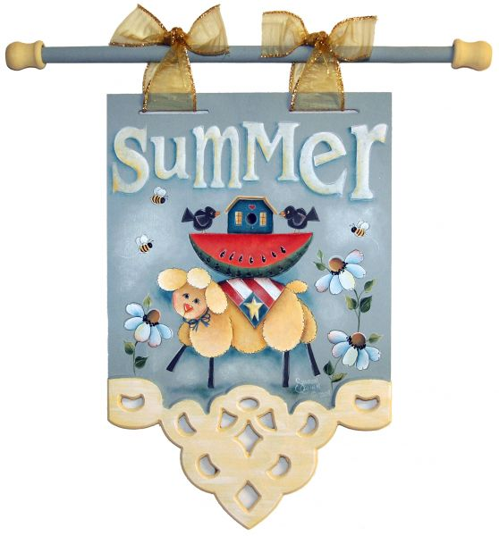 Summer Things Banner BY MAIL
