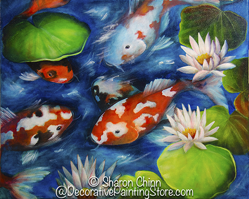 Dont Be Too Koi! PDF Download - Sharon Chinn