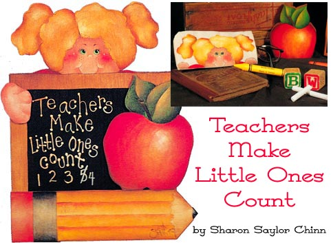 Teachers Make Little Ones Count PDF Download - Sharon Chinn