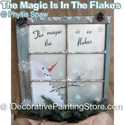 The Magic Is In The Flakes - Phyllis Spaw - PDF DOWNLOAD