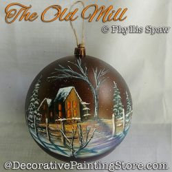 The Old Mill - Phyllis Spaw - PDF DOWNLOAD