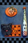 Halloween Pins PDF DOWNLOAD - Sharon Chinn