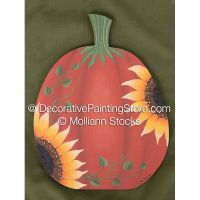 Fall Pumpkin ePacket - Molliann Stocks - PDF DOWNLOAD