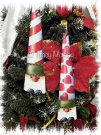 Sweet Candy Elves Ornaments ePattern - Tracy Moreau - PDF DOWNLOAD