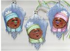 Ginger Buddies Lantern Tags ePattern - Tracy Moreau - PDF DOWNLOAD