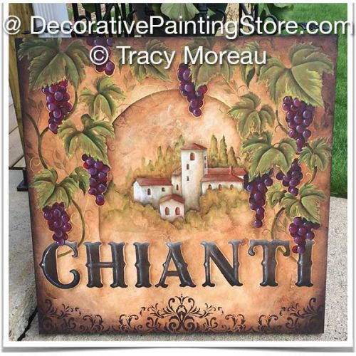 Chianti ePattern - Tracy Moreau - PDF DOWNLOAD