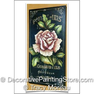 French Rose ePattern - Tracy Moreau - PDF DOWNLOAD